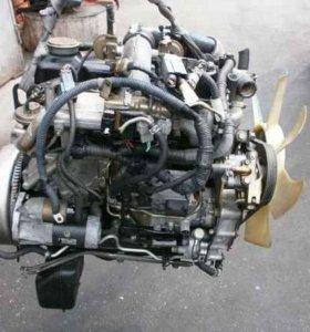 Двигатель Nissan QD32ETi в разборе