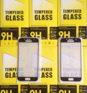 Защитное стекло на SAMSUNG, LG, Xiaomi, Meizu