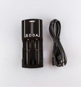 Зарядное устройство для АКБ 18650 и не только