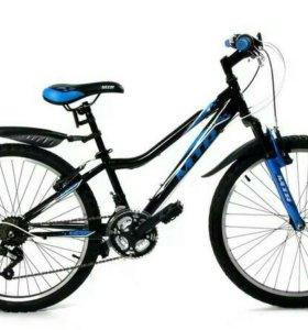 24'' MTR 624V велосипед 18-скор