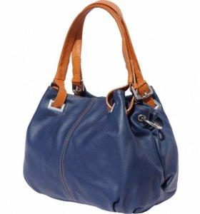 Новая сумка из натуральной кожи. Италия.