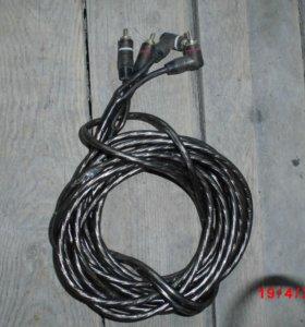 Провода для музыки авто