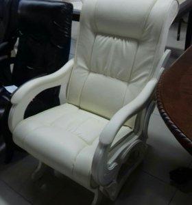 Кресло- качалка гляйдер светлая
