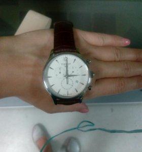 Часы Tissot T-Classic Tradition White