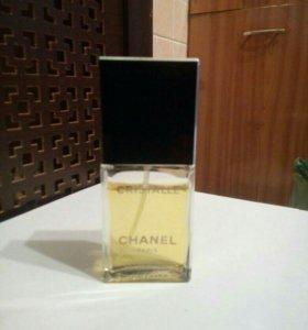 Chanel Cristalle eau de parfum 40 ml из 50 ml