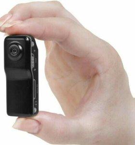Мини Камера MD80 с датчиком звука