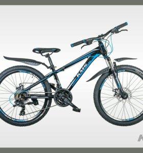 24'' KMS MD270 велосипед 21-скор диск