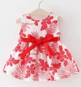 Новое платье на годик