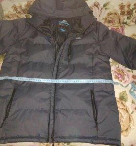 Куртка мужская, зима.