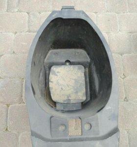 багажник под сиденье на китайский скутер