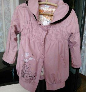 Куртка (кожаная)