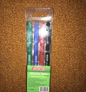 Новый набор цветных ручек