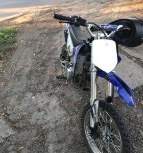 X moto 140