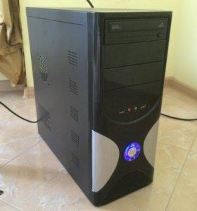 Настольный компьютер Pentium(R) Dual-Core CPU