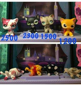 Littlest Pet Shop - Кошки