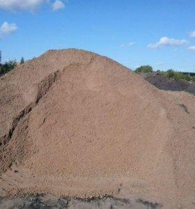 Песок, глина, щебень
