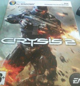 Игра на пк crysis2