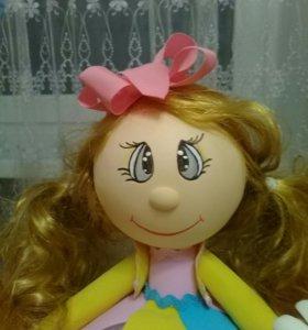 Куклы (ручная работа)
