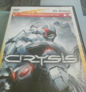 Игра на пк crysis
