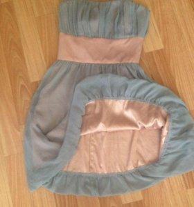 Кира Пластинина вечернее платье