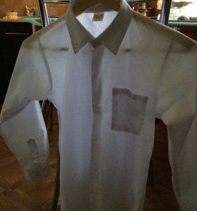 Рубашка на 7-8 лет