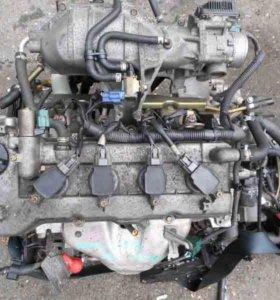 Двигатель Nissan QG15DE в разборе