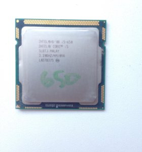 Intel Core i5-650 3.2GHz LGA1156