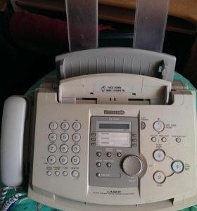 Факс Panasonic бесплатно