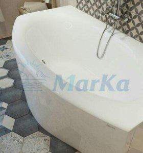 Дизайнерская ванна 170х95