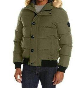 зимняя куртка Levi's. Размер М (на 48-50)