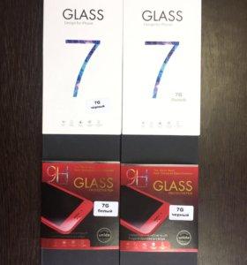 3D, 4D, 5D защитные стекла iPhone 7