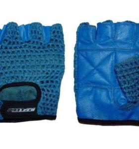 Перчатки для фитнеса и тяжелой атлетики LECO