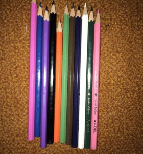 Набор цветных карандашей ADEL