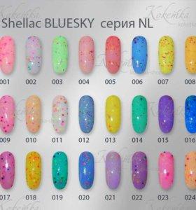 Гель-лак BLUESKY серия (NL)