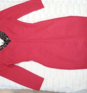 Платье Calore красное