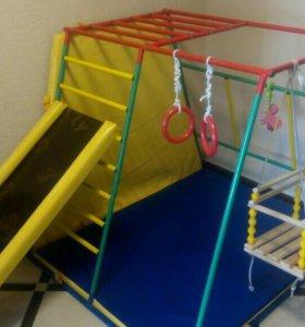 Детский спортивный комплекс Пирамида (Ранний старт