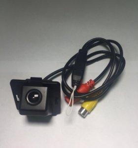 Камера заднего вида Kia Cerato 2013+