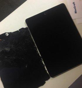 Замена стекла на iPad, ремонт iPhone