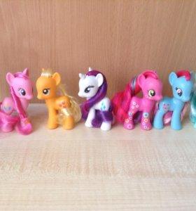 РЕДКИЕ My little pony