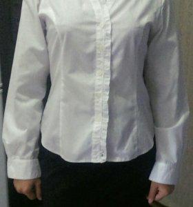 Блузка школьная, 44-46