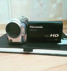 Видеокамера Panasonic HDC-SD10