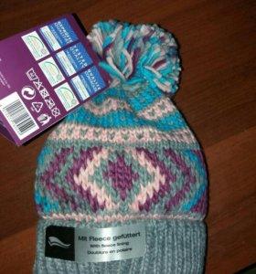 Новая зимняя шапка .