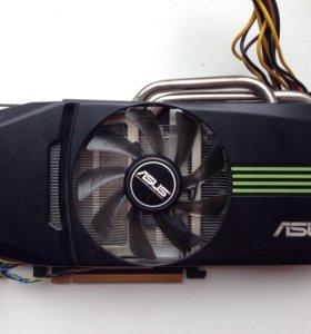 Видеокарта ASUS GTX 460