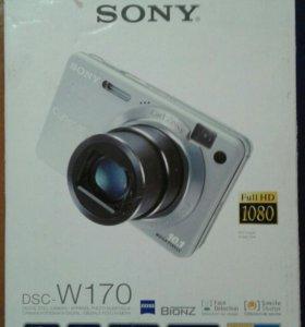 Фотоаппарат Sony DSC-W107