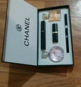 Набор Косметики Chanel 5 in 1