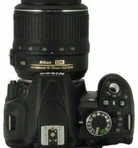 Nicon 3100 Зеркальная фотокамера
