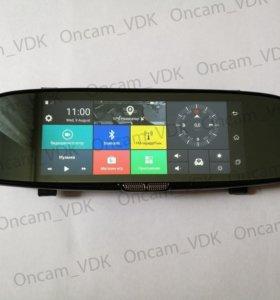 Видеорегистратор Oncam M50. Android 5.0. 3G/WI-FI/