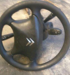 Руль на ситроен с5(2001-2005г)