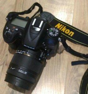 Комплект Фотоаппарат никон д7100