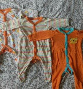 Слипы Mothercare для новорожденных
